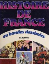Histoire de France en bandes dessinées (Intégrale) -3a- De saint-louis à jeanne d'arc