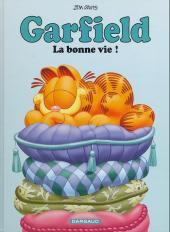 Garfield -9ES- La bonne vie !