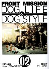 Front Mission Dog Life & Dog Style -2- Vol. 02