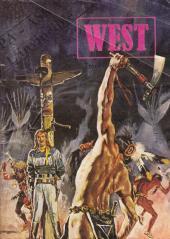 West (Jeunesse et Vacances) -7- Buffalo bill - Pa-Aska l'invincible