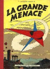 Lefranc -1b57b- La grande menace
