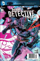 Detective Comics (2011) -7- The snake and the hawk