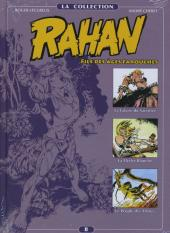 Rahan - La Collection (Altaya) -8- La falaise du sacrifice - La flèche blanche - Le peuple des arbres