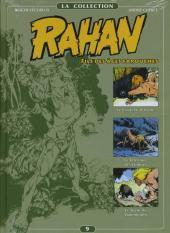 Rahan - La Collection (Altaya) -9- Le coutelas d'ivoire - Le territoire des ombres - Le tueur de mammouths