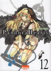 Pandora Hearts -12- Tome 12