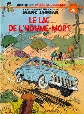 Marc Jaguar -1a1978- Le lac de l'homme-mort