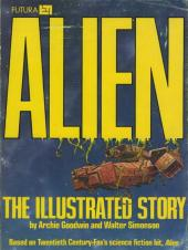 Alien: The illustrated story (1979) -GN- Alien: The illustrated story