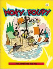 Moky et Poupy -35- Les corsaires du lac