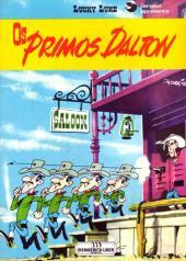Lucky Luke (en langues étrangères) -12Port- Os Primos Dalton