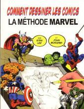 (DOC) Marvel Comics - Comment dessiner les comics : la méthode Marvel