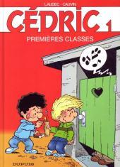 Cédric -1b2003- Premières classes