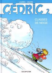 Cédric -2c02- Classes de neige