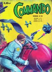 Commando (2e série - Artima) -35- Les traînards ne reviennent jamais !