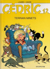 Cédric -12a1999- Terrain minets