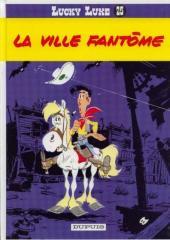 Lucky Luke -25c92- La ville fantôme