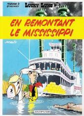 Lucky Luke -16d99- En remontant le Mississippi