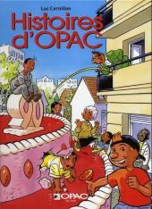 (AUT) Cornillon - Histoires d'Opac