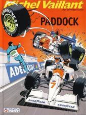 Michel Vaillant -58b- Paddock