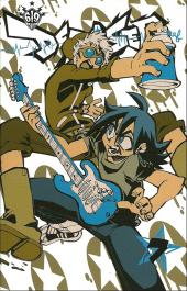 Couverture de Debaser -7- Volume 7