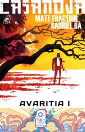 Casanova: Avaritia (2011) -1- W.A.S.T.E. - Free Wilderness