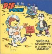 Pif Poche -70- Pif Poche n°70