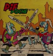 Pif Poche -78- Pif Poche n°78
