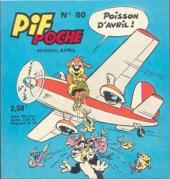 Pif Poche -80- Pif Poche n°80