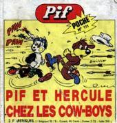 Pif Poche -111- Pif et hercule chez les cow-boys