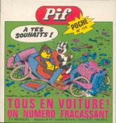 Pif Poche -114- Tous en voiture !