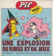 Pif Poche -116- Une explosion de rire et de jeux