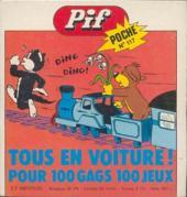 Pif Poche -117- Tous en voiture !