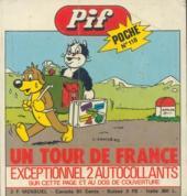 Pif Poche -118- Un tour de France