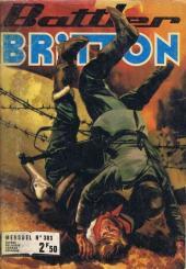 Battler Britton (Imperia) -383- Contre les avions-robots