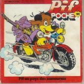 Pif Poche -164- Au pays des samouraïs