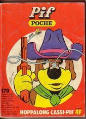 Pif Poche -170- Hoppalong Cassi-Pif
