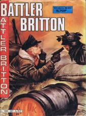Battler Britton (Imperia) -447- La bataille des aigles