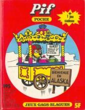 Pif Poche -195- En Alaska