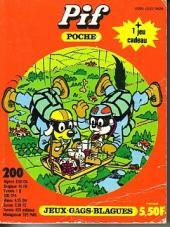 Pif Poche -200- Ça plane