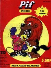 Pif Poche -212- Le cirque
