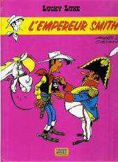 Lucky Luke -45c04- L'empereur Smith