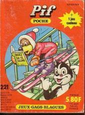 Pif Poche -221- Spécial neige