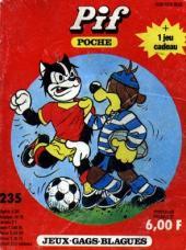 Pif Poche -235- Jouent aux ballons