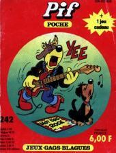 Pif Poche -242- Les rois du rock