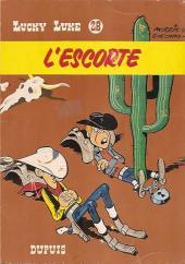 Lucky Luke -28a67a- L'escorte