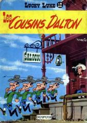 Lucky Luke -12b67- Les cousins Dalton