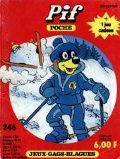 Pif Poche -246- Aux sports d'hiver