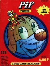 Pif Poche -252- Gags autour du monde