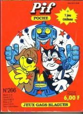 Pif Poche -266- Les robots