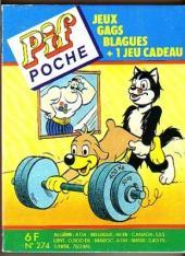 Pif Poche -274- La musculation