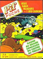 Pif Poche -279- Aventures spatiales